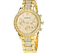 XU Men Fashion Diamond And High-grade Calendar Watch