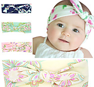 Best Deal Lovely Baby Headband Fashion Bunny Ear Girl Headwear Bow Elastic Knot Headbands Hair Accessories