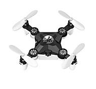 Drone FQ777 FQ11W 4CH 6 Eixos Com Câmera FPV Retorno Com 1 Botão Modo Espelho Inteligente Vôo Invertido 360°Controle Remoto Câmera Cabo