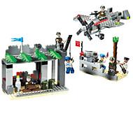 Para regalo Bloques de Construcción Plástico 8 a 13 años Juguetes