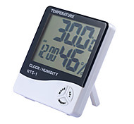 Digital Display Clock Alarm Clock Thermometer