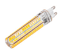 ywxlight® g9 15w 136 smd 5730 1200-1400lm warm / koel wit 200-240V 110v