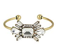 New Fashion Rhinestone Cuff Open Bangles Bracelets