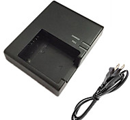 LPE10 Battery Charger and US Charger Cable for Canon LPE10 1100D 1200D