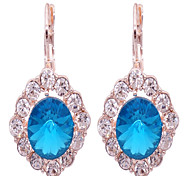 Earrings Crystal Alloy Fashion Jewelry Daily 1pc