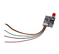 General Accesorios RC Transmisor / controlador remoto / Receptor Negro Metal / Plástico 1 Pieza