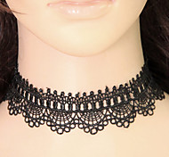 Fashion Lace Women Necklace Choker Necklaces Jewelry