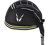 XINTOWN Cycling Cap Pirate Headband Headwear Sweatproof Bike Scarf Bandana Men and Women Cap Quick Dry Cycling Skull Headband Black