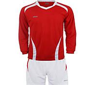 Sports Unisex Long Sleeve Soccer Clothing Sets/Suits Breathable / Quick Dry Racing / Football/Soccer L / XL / XXL / XXXL / XXXXL