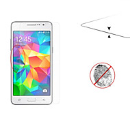 High Transparency HD LCD Screen Protector for Samsung Galaxy Grand Prime (3 Pieces)