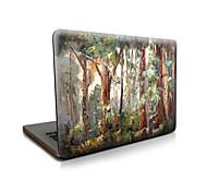 für macbook air 11 13 / pro13 15 / Pro mit retina13 15 / macbook12 kritzeln Wald Apfel Laptop-Tasche