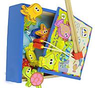 Giochi di emulazione Quadrata Legno Arcobaleno Per bambini Per bambine