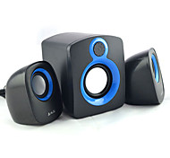 JITENG JT081  Hot Computer HIFI Stereo Notebook Desktop Laptop speakers