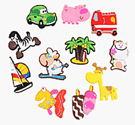 Magnet Toys Leisure Hobby Toys Novelty Fish / Car PVC Rainbow For Boys / For Girls