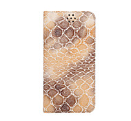 For Apple iphone 6s iphone 6s Plus iphone 6 iphone 6 Plus The Stone Grain PU Leather Case