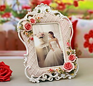 1PC Original Europea-Style Cozy Holiday Gift Family Bureaux Counter Decorations Photo Frame(Random Color)