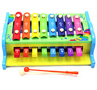 Educational Toy Wood Rainbow Music Toy
