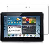 película transparente brillante protector de pantalla para Samsung Galaxy Tab 2 10.1 P5100 P5110