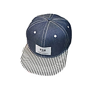Cap/Beanie / Hat Protective / Comfortable Unisex Leisure Sports / Baseball Spring / Summer Blue / Dark Blue