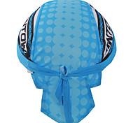 XINTOWN Cycling Hat Quick-Dry Headbands Bike Bicycle Sports Cap Bandana ScarfMens and Womens Riding Cap Blue