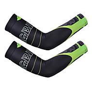 Sleeves Bike Thermal / Warm Comfortable Protective Unisex Black Spandex Terylene