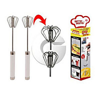 Fashion Hot Drinks Milk Frother Foamer Whisk Mixer Stirrer EggBeater Automatic Stirrer