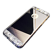 High Quality Mirrored with Diamond Back Cover for iPhone 6 Plus (Assorted Colors)