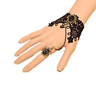 Bijoux Lolita Classique/Traditionnelle Bracelet/Bracelet Coloré Rétro Princesse Accessoires Lolita  Bracelet/Bracelet ColoréNœud papillon