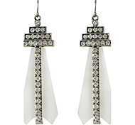 Beautiful Rhinestone Statement Earrings