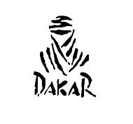 смешной Dakar автомобиля стикера автомобиля окно автомобиля этикета стены стиль (1шт)