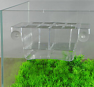 Aquarium Breeding Tank Double Layers Transparent