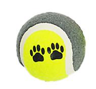 Giocattolo per cani Giocattoli per animali Palla Palla colorata Rosso Verde Grigio Gomma
