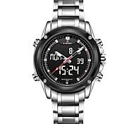 Man NAVIFORCE Leisure Super Complex Function Timing Multifunctional Waterproof Watch
