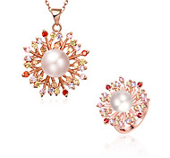 Jewelry Set Include Jewelry Type Metal Gemstone Feature Occasion Material Quantity Gender Material Shown Color Wedding Gifts