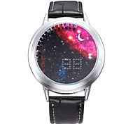 Foreign Trade New LED Creative Neutral And Colorful Star Female Couples Electronic Electronic Digital Display