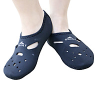 Water Shoes/Water Booties & Socks Adult Diving / Snorkeling Swimming Black Rubber-Dive&Sail