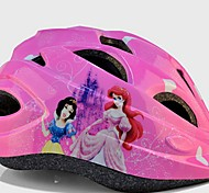 Sports Kid's Bike Helmet 11 Vents Cycling Cycling Others One Size EPS PVC Pink