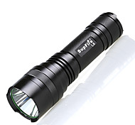 SupFire LED Flashlights/Torch LED 220 Lumens 3 Mode Cree XP-E R2 Cell Batteries Dimmable Easy CarryingCamping/Hiking/Caving Everyday Use