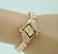 Women's Fashion Watch Quartz Charm Rhinestone Bracelet Watches Fashion Watches