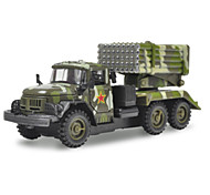 Military Vehicle Pull Back Vehicles Car Toys 1:50 Metal Green Diecasts & Toy Vehicles