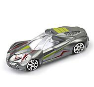 Race Car Toys 1:64 Metal Plastic Textile Silver