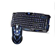 Gaming Mouse USB 1600 Игровые клавиатуры USB Мульти цвет подсветки