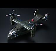 Avión y helicóptero Vehículos de tracción trasera Juguetes de coches 1:10 Metal Negro Modelismo y Construcción