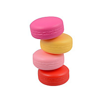 1Pcs New Makeup Round candy color Moisturizing macaron lip balm Natural Plant Sphere lip gloss Lipstick Fruit Embellish lip