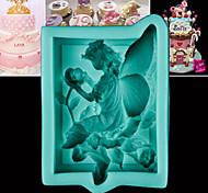 Backform Für Kuchen Für Brot Für Plätzchen Für Süßigkeit Knospung Silikon Gute Qualität Hochzeit Geburtstag Valentinstag Danksagungen