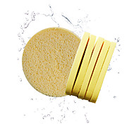 Byfunme Pores Clean Wash Sponge Puff  Kit  6pcs