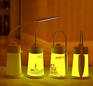 1PC Led Charge Small Night Light Plug in Bedside Lamp Teethe Baby Sleeping Lamp Portable Hand Lamp