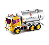 Construction Vehicles Pull Back Vehicles 1:25 Metal Plastic Gray