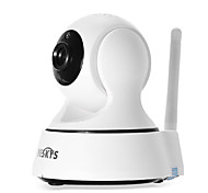 VESKYS 1080P HD Wi-Fi Security Surveillance IP Camera w/ 2.0MP Smart Phone Remote Monitoring Wireless Support 64GB TF Card