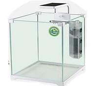 Mini Aquariums Ornament Energy Saving Glass